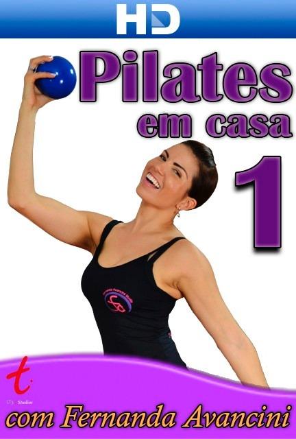 aulas de pilates em dvd