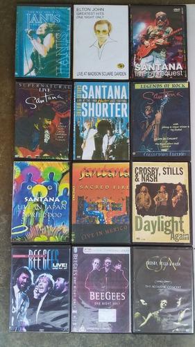 dvds conciertos de rock clásico
