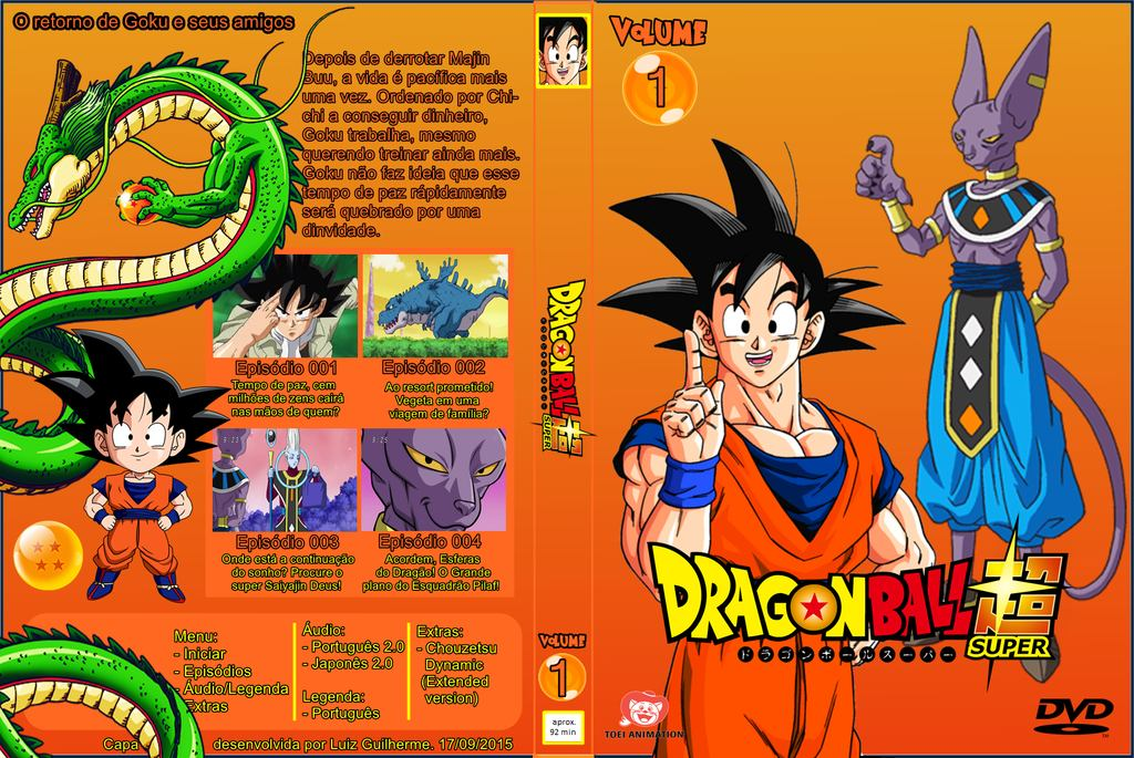 Dragonball Super Dvd