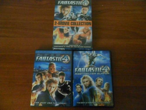dvds fantastic4