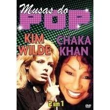 dvds kim wilde chaka khan musas do pop vol 4 (lacrado)