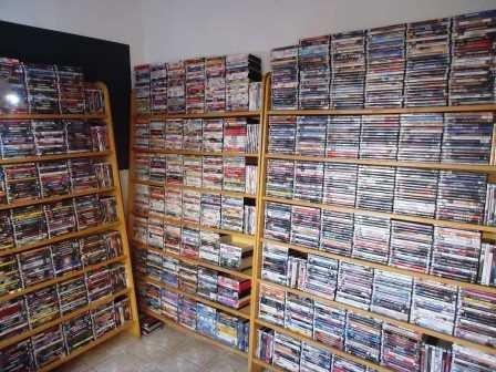 dvds letra a lote 2- 120 filmes 230 - frete gratis promoção