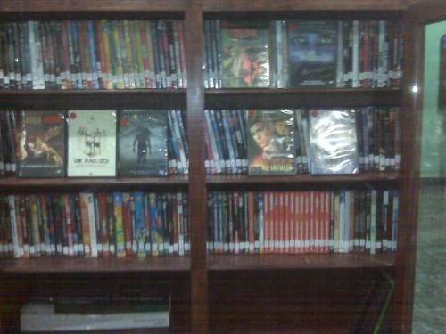 dvds originales coleccion terror horror video club tampico