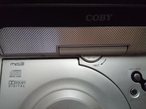 dvds portátil coby para reparar