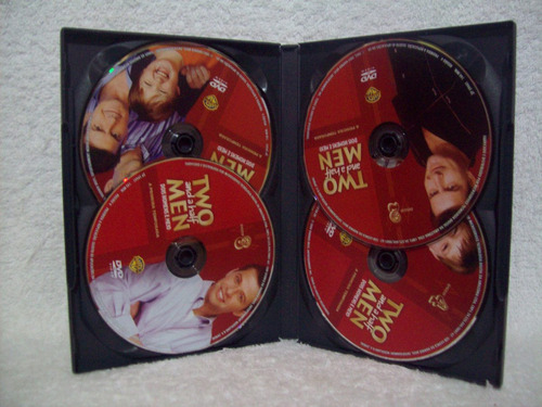 dvds two and half