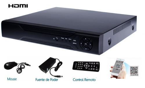 dvr 16 canales analogico mouse y control pagina propia hdmi