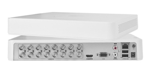 dvr 16 canales epcom hikvision s16turbol  hd/4 tecnologias