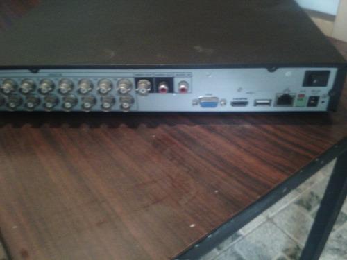 dvr 16 canales usado sin disco