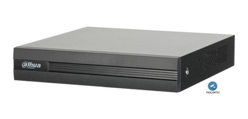 dvr 8 canales 1080p 4mp 2ip h265+ p2p smart audio cooper
