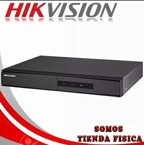 dvr de 16 canales hikvision ds-7216hghi-f1 original