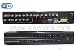 dvr de 24 canales sistema de seguridad y vigilancia h-264 d1