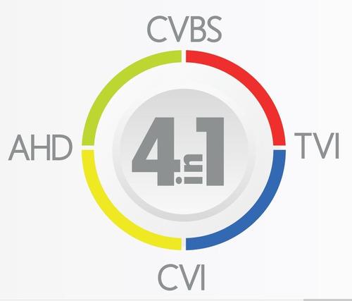 dvr grabador de video all in one 4 canales 1080n