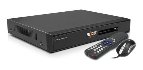 dvr grabador de video de seguridad nexxt