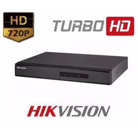 Dvr Hd Hikivison 4 Canais