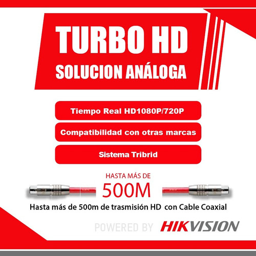 dvr hikvision 16 canales ds-7116hghi-f1 caracas
