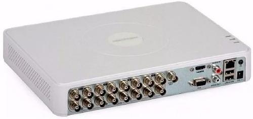 dvr hikvision 16 canales ds-7116hghi-f1 puerto ordaz