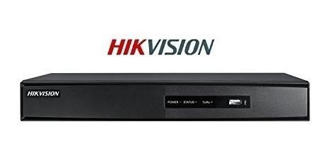 dvr hikvision 4ch turbo hd ds-7204hqhi-f1/n hdmi-vga