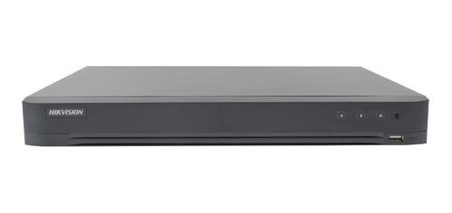 dvr hikvision 4mp 8ch audio h.265+  ds-7208hqhi-k1/a  4ch ip