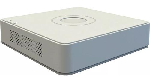 dvr hikvision 7104hghi-f1 4 ch ahd hdtvi turbohd 720p