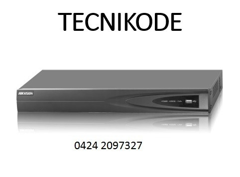 dvr hikvision ds-7332hqhi-k4 32 canales turbo hd 4.0 4mp
