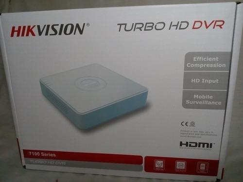 dvr hikvision turbo hd