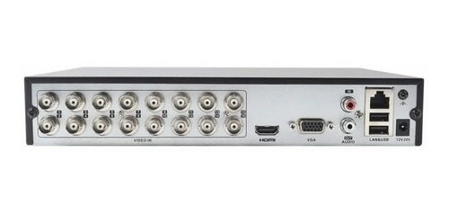 dvr hilook by hikvision 216g-k1 16ch + 2 ip 1080p lite