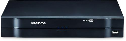 dvr intelbras mhdx 1008 8 canais multi hd 5 em 1 geração 3