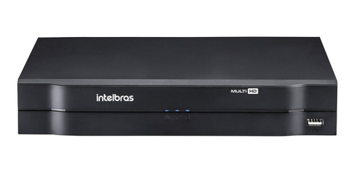 dvr intelbras mhdx 1116 gravador digital de vídeo 16 canais