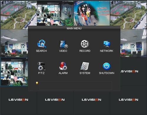 dvr ls vision ahd 4 canales 720p      envio gratis