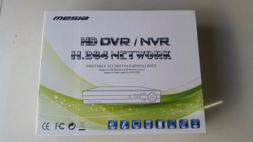 dvr mesia full hd de 16 camaras