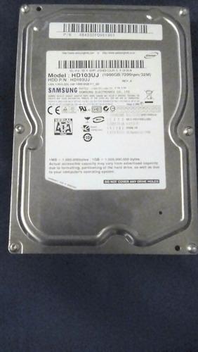 dvr pc disco duro 750gb samsung