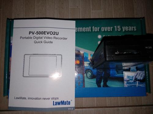 dvr pv-500 evo2u 1080p 30fps profesional