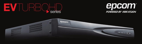 dvr turbo 8 canales epcom de hikvision