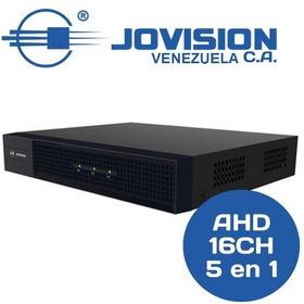 Dvr Xvr 16 Canales Jovision 1080p Pentahibrido Ahd Oferta