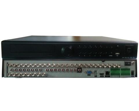 dvr xvr 24 canales 5en1 hd tvi cvi ip ahd 16 audio in alarma