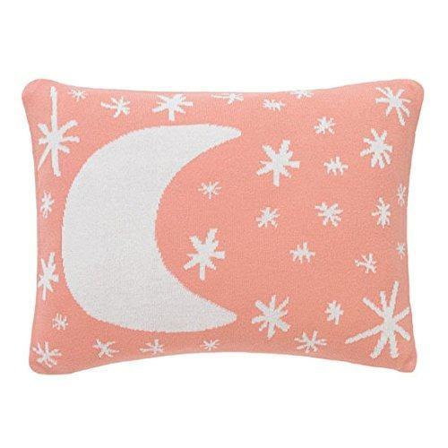 dwell studio galaxy punto de tocador almohada en flor