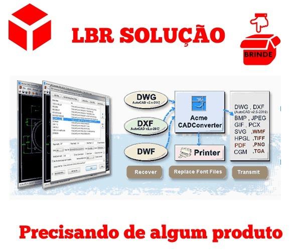 To pdf dwf
