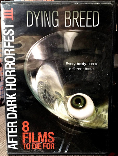 dying breed (2008) director: jody dwyer dvd terror