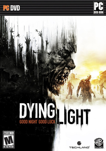 dying light - pc - steam key