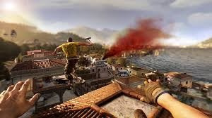 dying light: ps4 con