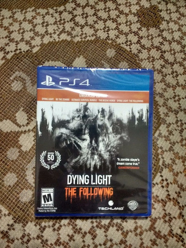dying light the following-gamer overdose