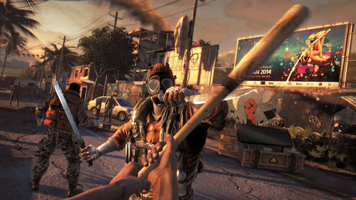 dying light: the following para ps4 - nuevo - ecuador geek
