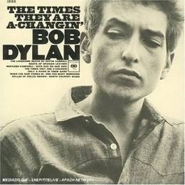 dylan bob the times they are a-changin' cd nuevo