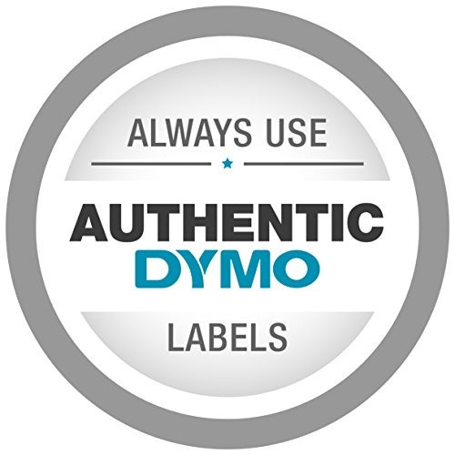 dymo 3d etiquetas plásticas de estampado para grabadoras