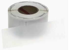 dymo 450 | etiquetas blancas compatibles | 25x54mm x 500
