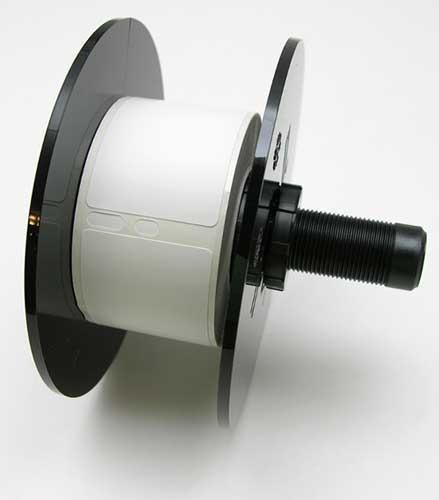 dymo 450 rollos de etiquetas adhesivas 19mm x 51mm