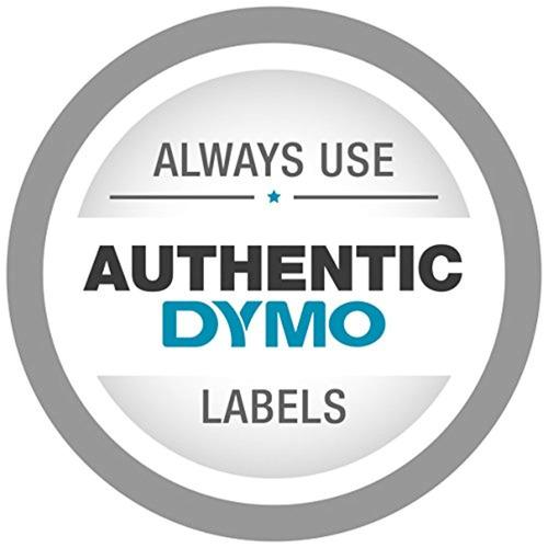 dymo authentic lw etiquetas multiusos para