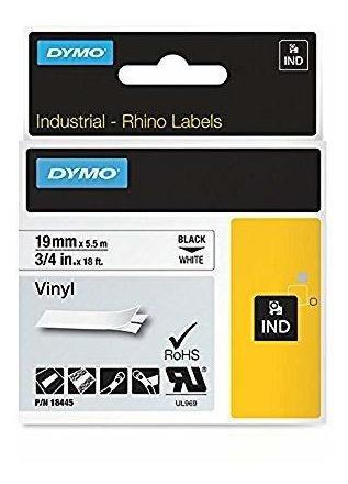 dymo vinilo cinta rhino etiquetas
