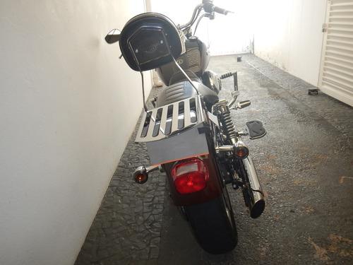 dyna custom - 7000 km - a mais nova do brasil !!