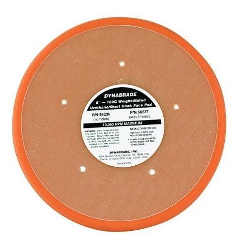 dynabrade 56236 almohadilla de disco no vacio 203 cm diametr